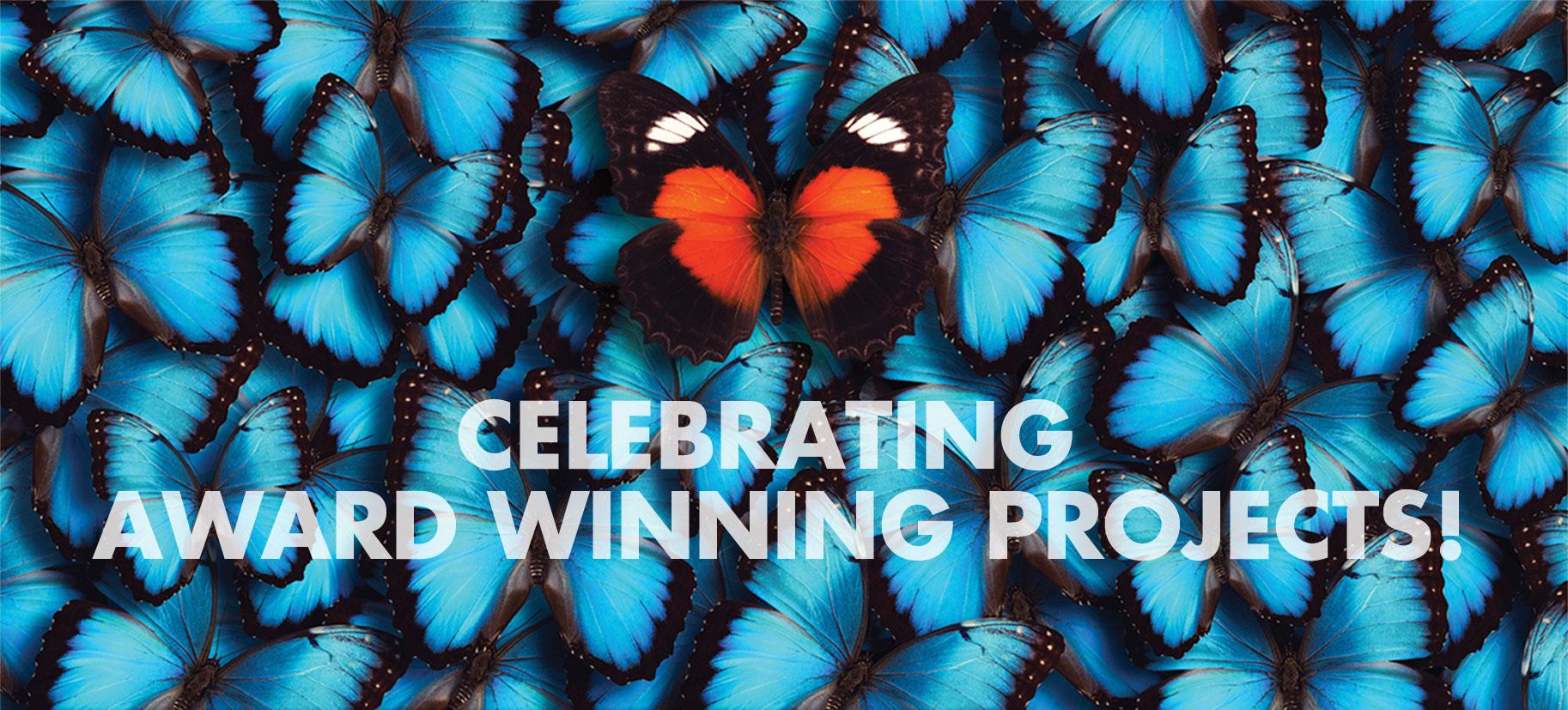 awards landing page banner